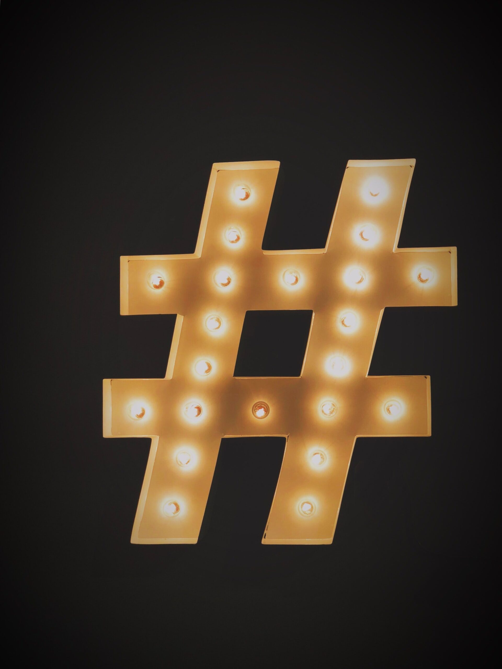 #Hashtag this – a guide to using post captions