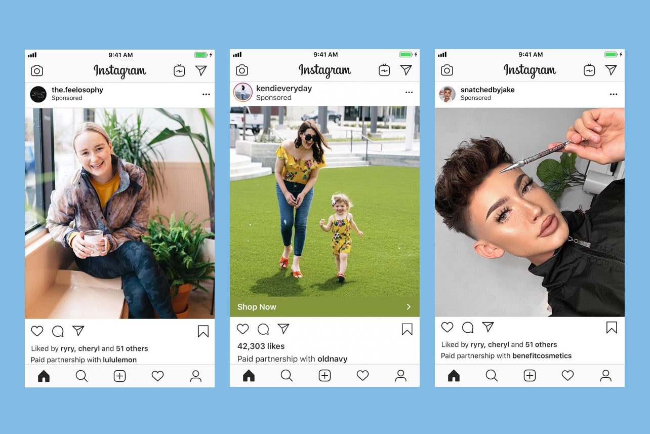 The two best strategies to find brands who are paying influencers on YouTube and Instagram