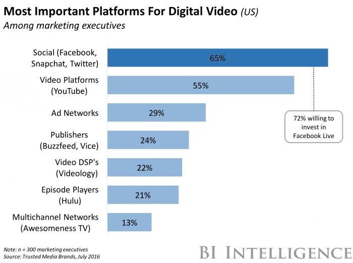 digital video platforms