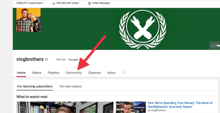 YouTube Launches 'Community' Tab Beta For Creators