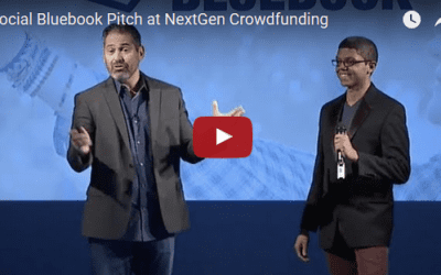 Social Bluebook Pitch at NextGen Crowdfunding