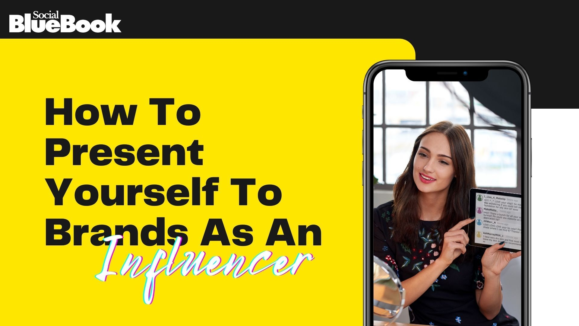 How To Pitch Yourself To Brands As A Content Creator