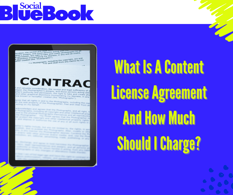 What Is Content Licensing And How Much can I Charge For It?